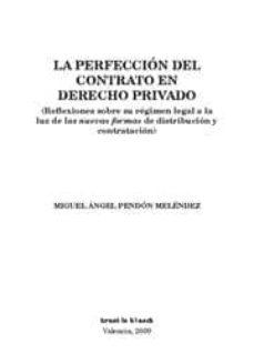 Cdaea.es La Perfeccion De Contrato En Derecho Privado Image