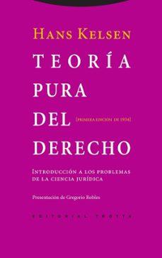 Descargar TEORIA PURA DEL DERECHO gratis pdf - leer online