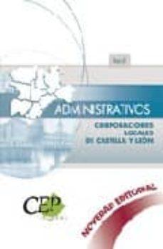 Javiercoterillo.es Test Oposiciones Administrativos Corporaciones Locales De Castill A Image