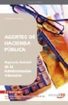 Emprende2020.es Agentes De Hacienda Publica. Agencia Estatal De La Administracion Tributaria: Temaria (Vol. Ii) Image