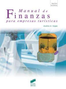 manual de finanzas para empresas turísticas (ebook)-avelino a. vegas-9788499581255