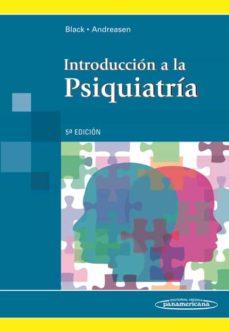 Libros de descarga gratuita de epub INTRODUCCION A LA PSIQUIATRIA (5º ED.) 9789500603355 MOBI iBook PDF en español