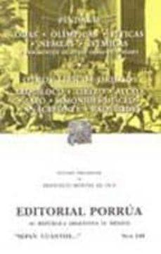 Carreracentenariometro.es Pindaro Y Otros Liricos Griegos Image
