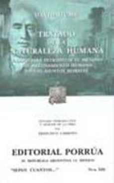Mrnice.mx Tratado De La Naturaleza Humana: Ensayo Para Introducir El Metodo Del Razonamiento Humano En Los Asuntos Morales (5ª Ed.) Image