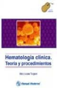 Descargas gratuitas de libros de kindle fire HEMATOLOGIA CLINICA RTF FB2 iBook