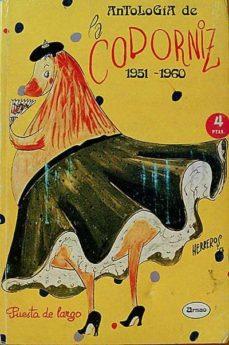 ANTOLOGÍA DE LA CODORNIZ 1951-1960 - VARIOS AUTORES | Triangledh.org