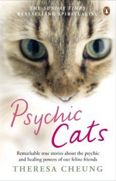 PSYCHIC CATS EBOOK   THERESA CHEUNG   Descargar libro PDF o EPUB  9780141957265