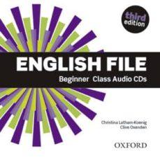 english file beginner class audio cd (5) 3ed-9780194501965