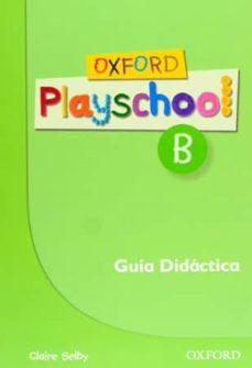 Permacultivo.es Oxford Playschool B Guia (Esp) Image