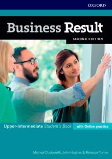 Los mejores libros descargan kindle BUSINESS RESULT UPPER-INTERMEDIATE. STUDENT S BOOK WITH ONLINE PR ACTICE 2ND EDITION
