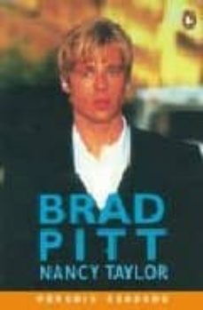 brad pitt. audio cd pack (level 2 )-nancy taylor-9780582529465