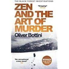 zen and the art of murder-oliver bottini-9780857057365