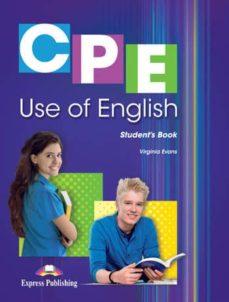 Descargas de libros electronicos CPE USE OF ENGLISH 1 FOR THE REVISED CAMBRIDGE PROFICIENCY S S BOOK (NEW) 9781471515965 de