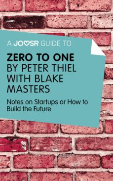 a joosr guide to... zero to one (ebook)-9781785671265