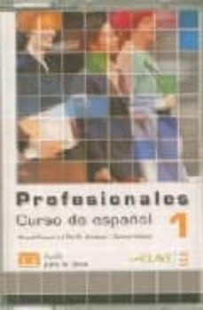 Inmaswan.es Profesionales 1: Audio Para La Clase I (Ele: Español Lengua Extra Njera) (Casete) Image