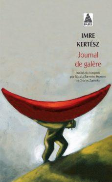 journal de galère-imre kertesz-9782330066765
