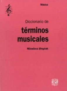 Descargar DICCIONARIO DE TERMINOS MUSICALES gratis pdf - leer online
