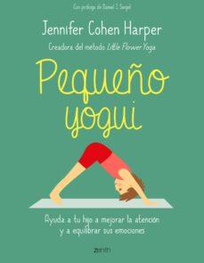 pequeño yogui-jennifer cohen harper-9788408202165