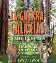 Descargar libros de texto completo gratis LA GUERRA DE LAS GALAXIAS MADE IN SPAIN (VOL. 3) en español