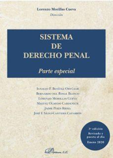 Viamistica.es Sistema De Derecho Penal. Parte Especial 3ª Ed.2020 Image