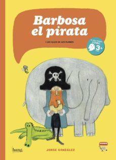 barbosa el pirata (cat)-jorge gonzalez-9788415051565