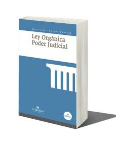Eldeportedealbacete.es Ley Orgánica Poder Judicial Image