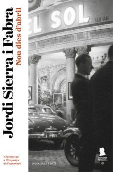 nou dies d'abril (inspector mascarell 6) (ebook)-jordi sierra i fabra-9788415961765