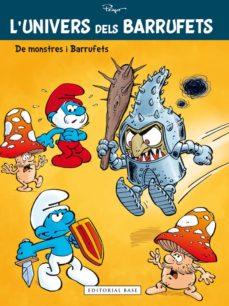de monstres i barrufets-9788416166565