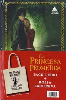 Descarga libros para iphone 3 LA PRINCESA PROMETIDA (PACK LIBRO + BOLSA) de WILLIAM GOLDMAN 9788416222865 FB2