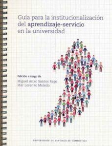 Curiouscongress.es Guia Para La Institucionalización Del Aprendizaje-servicio En La Universidad Image