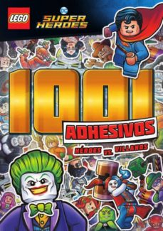 Elmonolitodigital.es Lego Dc Comics Super Heroes: 1001 Adhesivos Héroes Vs. Villanos Image