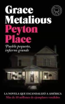 Nuevos ebooks de descarga gratuita. PEYTON PLACE