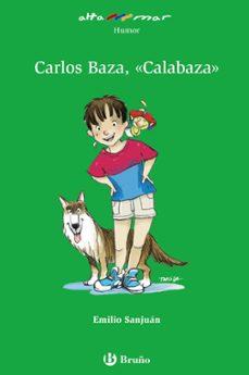 carlos baza calabaza-9788421694565