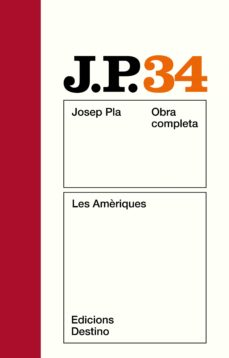 les ameriques: ameriques (2ª ed.)-josep pla casadevall-9788423309665