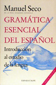 Geekmag.es Gramatica Esencial Del Español (4ª Ed.) Image