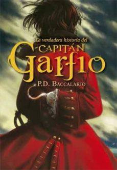 la verdadera historia del capitan garfio-pierdomenico baccalario-9788424652265