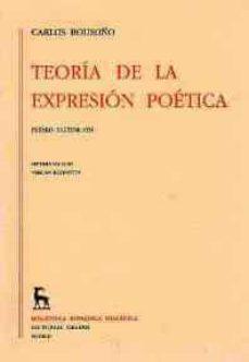 Iguanabus.es Teoria De La Expresion Poetica. (2 Vol.) (7ª Ed.) Image