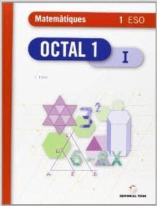 Permacultivo.es Octal Matemat 1º Eso Trimestral Catala Image