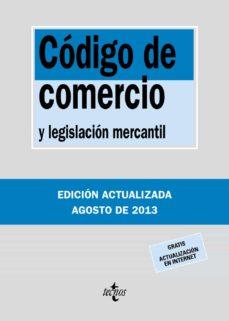 Inciertagloria.es Codigo De Comercio (29ª Ed) Image
