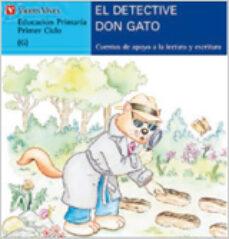 el detective don gato (g) (letra de molde)-9788431635565