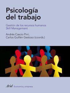 Ojpa.es Psicologia Del Trabajo: Gestion De Los Recursos Humanos. Skill Ma Nagement Image