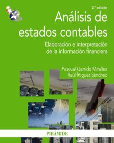 Cdaea.es Analisis De Estados Contables (2ª Ed.) Image