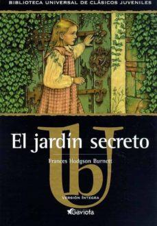 Descargar EL JARDIN SECRETO gratis pdf - leer online