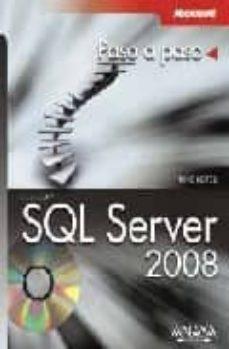 Inmaswan.es Sql Server 2008 Paso A Paso Image