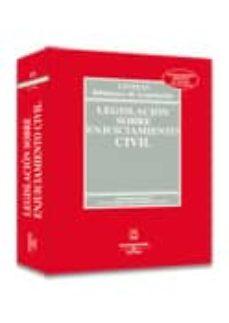 Valentifaineros20015.es Legislacion Sobre Enjuiciamiento Civil (26ª Ed. 2003) Image