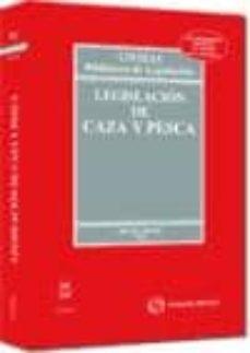 Geekmag.es Legislacion De Caza Y Pesca (10ª Ed.) Image
