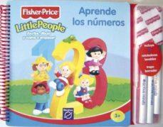 Valentifaineros20015.es Aprende Los Numeros (Fisher-price Little People) (Incluye 3 Rotuladores Lavables Y 1 Trapo Borrador) Image
