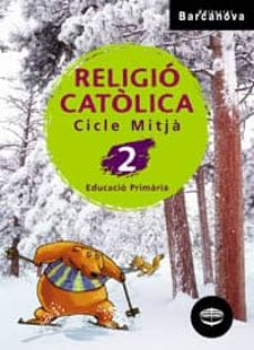 Titantitan.mx Religió Catòlica 2 Cm. Llibre De L Alumne Educación Primaria - Segundo Ciclo - 4º Image