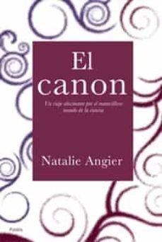 (pe) canon-natalie angier-9788449320965