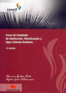 Inciertagloria.es Curso De Instalador De Calefaccion, Climatizacion Y Acs (13ª Ed) Image
